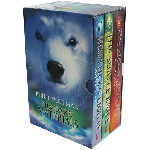His Dark Materials 3 Book Set - Science fantasy - Paperback - Philip Pullman - Books2Door