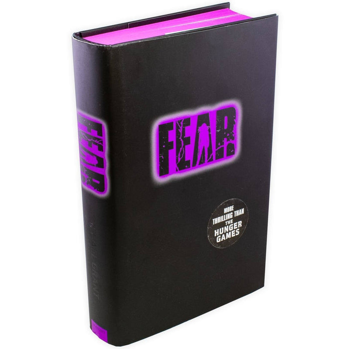 Gone Series Fear - Young Adult - Hardback - Michael Grant Young Adult Egmont