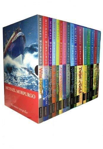 Michael Morpurgo 16 Set Collection - Ages 14-16 - Paperback - Books2Door