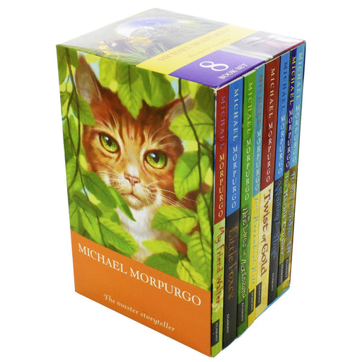 Michael Morpurgo 8 Books Box set Collection (Series 2) - Young Adult - Paperback Young Adult Egmont