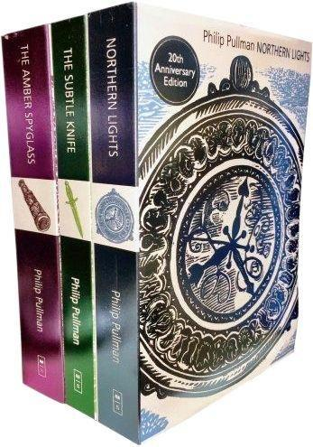 Philip Pullman His Dark Materials Collection 3 books - Ages 14-16 - Paperback - Books2Door