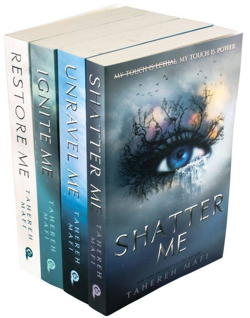 Shatter Me Series 4 Books Set - Ages 14-16 - Paperback - Tahereh Mafi - Books2Door