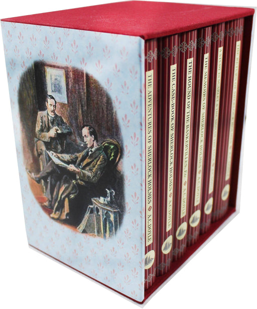 Sherlock Holmes 6 Books Collection - Crime Fiction - Hardback - Sir Arthur Conan Doyle - Books2Door