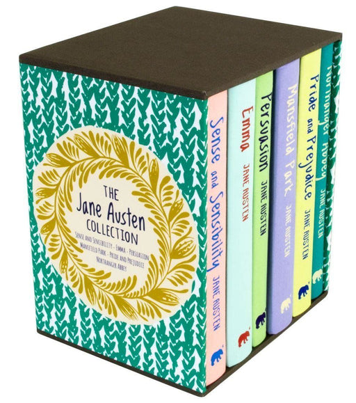 The Jane Austen Collection 6 Books Box Set - Ages 14-16 - Hardback - Jane Austen - Books2Door
