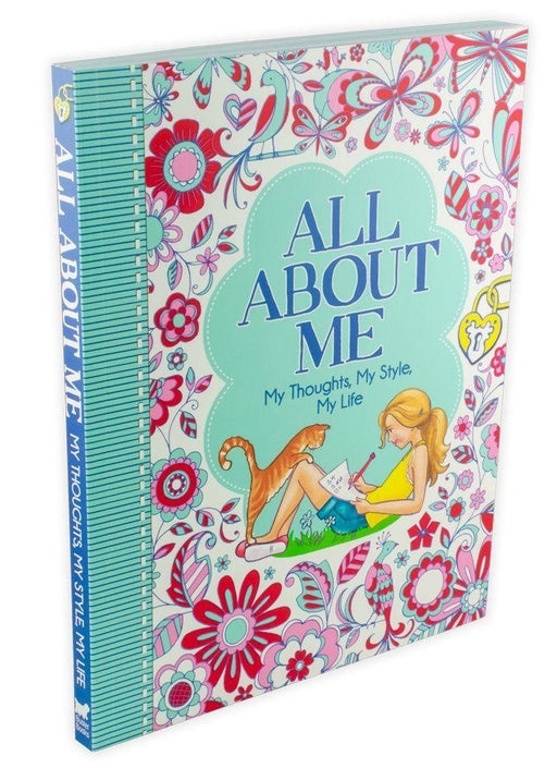All About Me: My Thoughts, My Style, My Life - Ages 5-7 - Paperback - Ellen Bailey - Books2Door