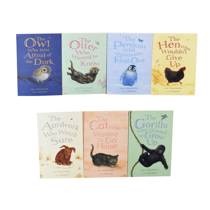 5-7 - Animal Books Collection - Ages 5-7 - Paperback - Jill Tomlinson