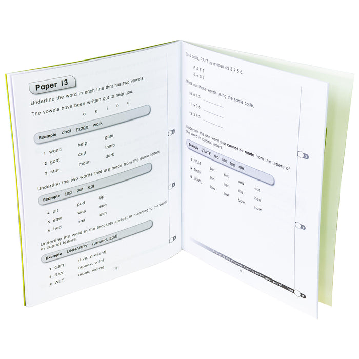 Bond 11+ Assessment Papers English Maths Verbal Reasoning For Age 5 - 6 Years - Books2Door
