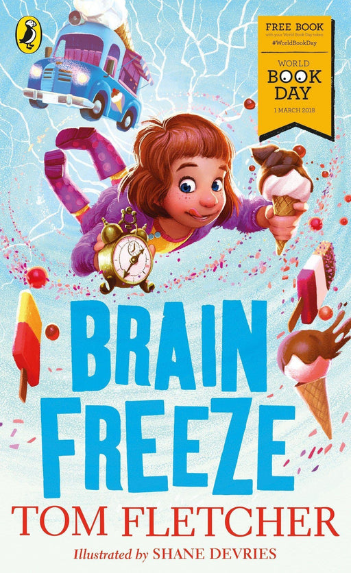 Brain Freeze - World Book Day 2018 - Books2Door