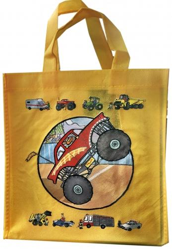 5-7 - Busy Wheels In A Bag Collection 12 Books Set - Paperback - Age 5-7