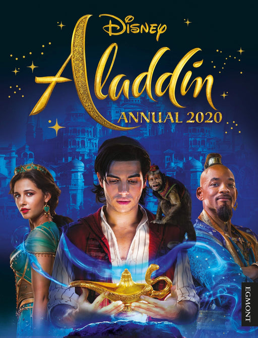 Disney Aladdin Annual 2020 (Live Action) - Ages 5-7 - Hardback - Egmont Publishing UK - Books2Door