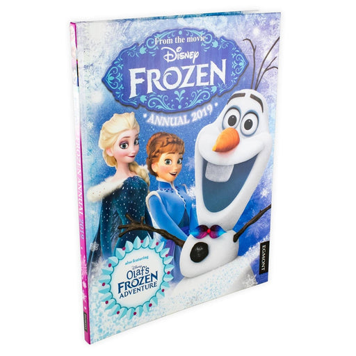 Disney Frozen Annual 2019 - Ages 5-7 - Hardback - Egmont - Books2Door