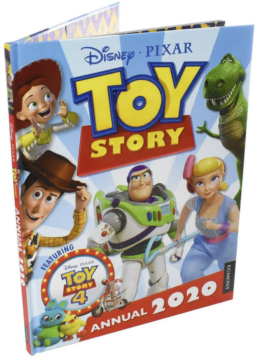 Disney Pixar Toy Story Annual 2020 - Ages 5-7 - Hardback - Egmont Publishing UK - Books2Door