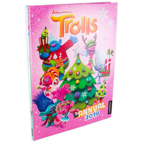DreamWorks Trolls Annual 2019 - Ages 5-7 - Hardback - Books2Door