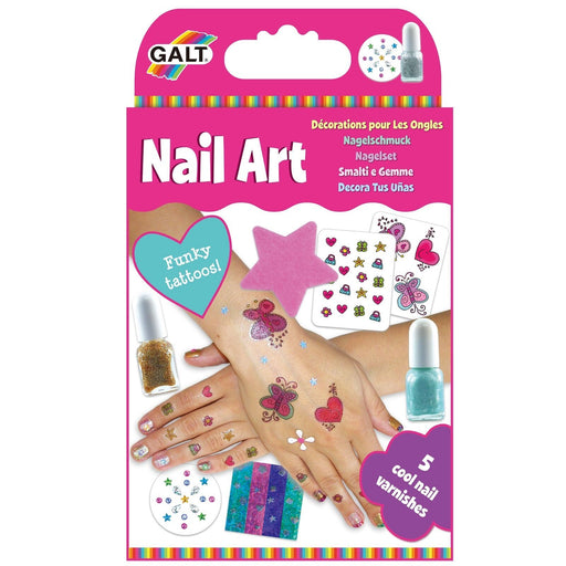 Galt Nail Art - Books2Door
