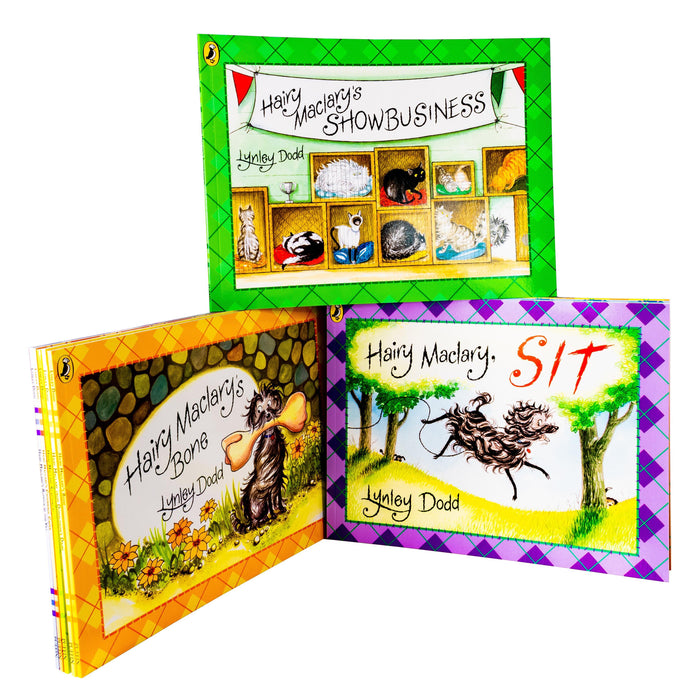 Hairy Maclary 10 Books Set (Shrink Wrapped) - Books2Door