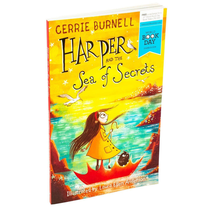 Harper and the Sea of Secrets - World Book Day 2016 - Books2Door