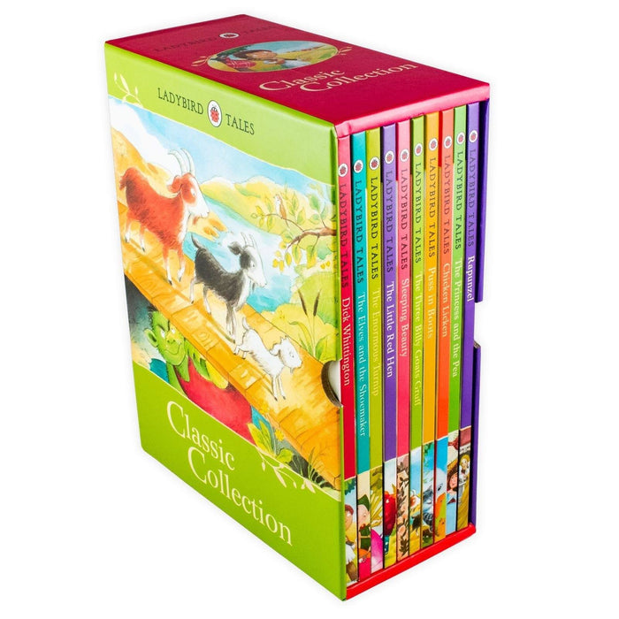 Ladybird Tales Classic Collection 10 Books Set - Books2Door