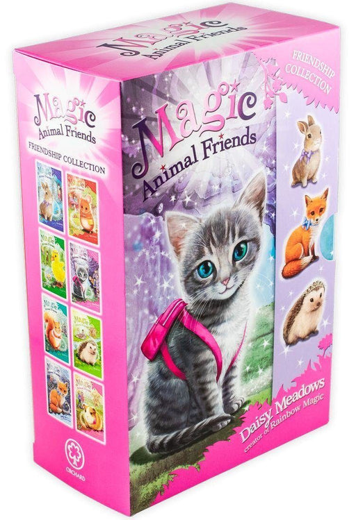 Magic Animal Friends Series 1 and 2 - 8 Books Box Set - Books2Door