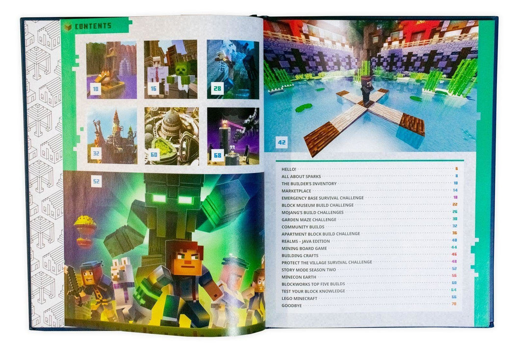 Minecraft Annual 2019 - Ages 5-7 - Hardback - Books2Door