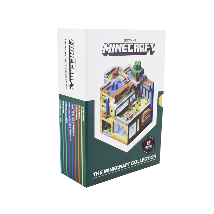 5-7 - Minecraft Guides Collection 8 Books Set  - Ages 5-7 – Hardback – Egmont