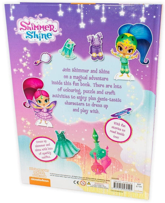 Nickelodeon Shimmer and Shine Annual 2019 - Books2Door