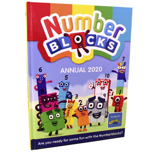 Official Numberblocks Annual 2020 - Ages 5-7 - Hardback - Sweet Cherry Publishing 5-7 Sweet Cherry Publishing