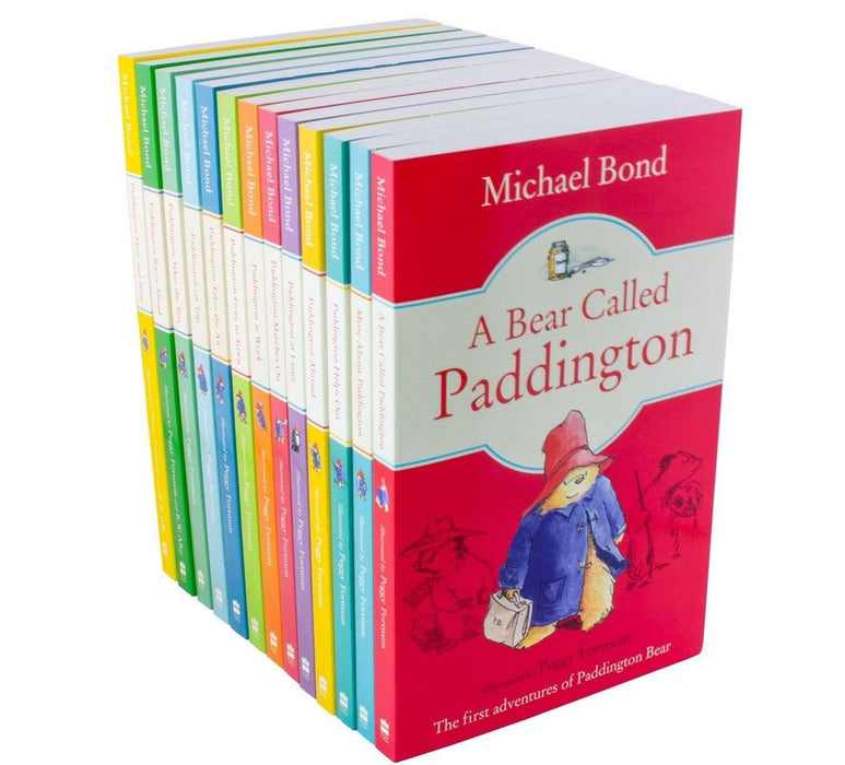 Paddington Bear 13 Books Collection - Ages 5-7 - Paperback - Michael Bond - Books2Door