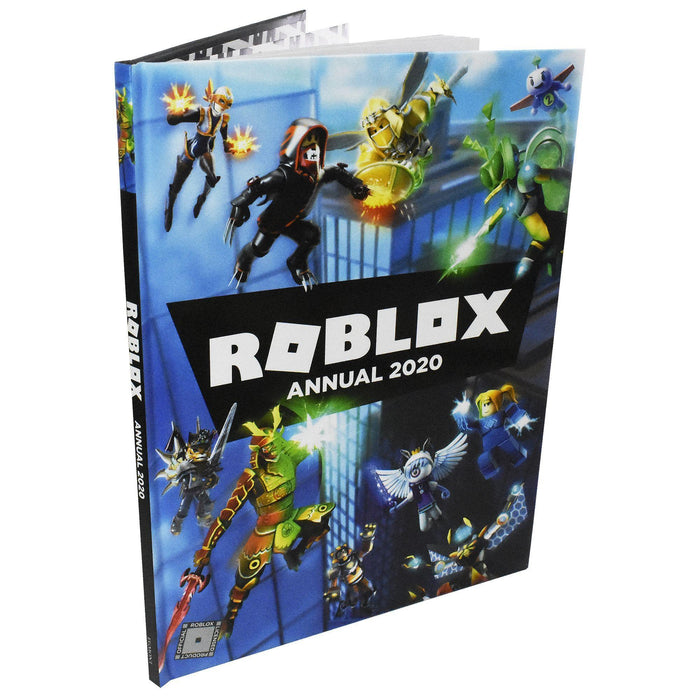 Roblox Annual 2020 - Ages 5-7 - Hardback - Egmont Publishing UK - Books2Door