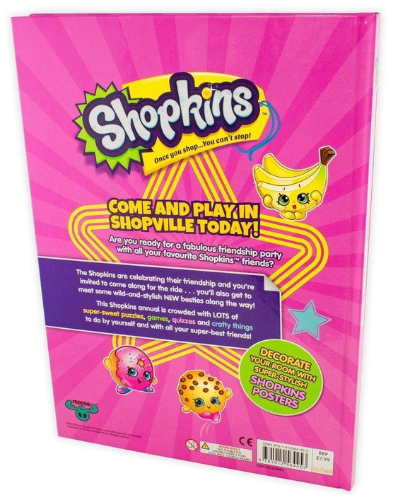 Shopkins Annual 2019 - Books2Door