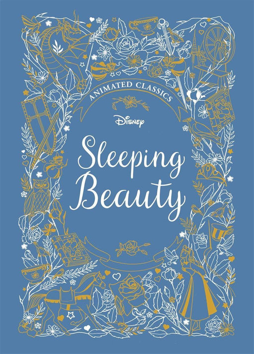 Sleeping Beauty (Disney Animated Classics) - Ages 5-7 - Hardback - Justine Korman - Books2Door