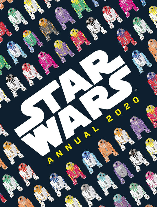 Star Wars Annual 2020 - Ages 5-7 - Hardback - Egmont Publishing UK 5-7 Egmont