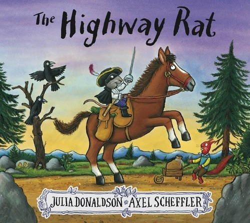 The Highway Rat By Julia Donaldson and Axel Scheffler - Books2Door