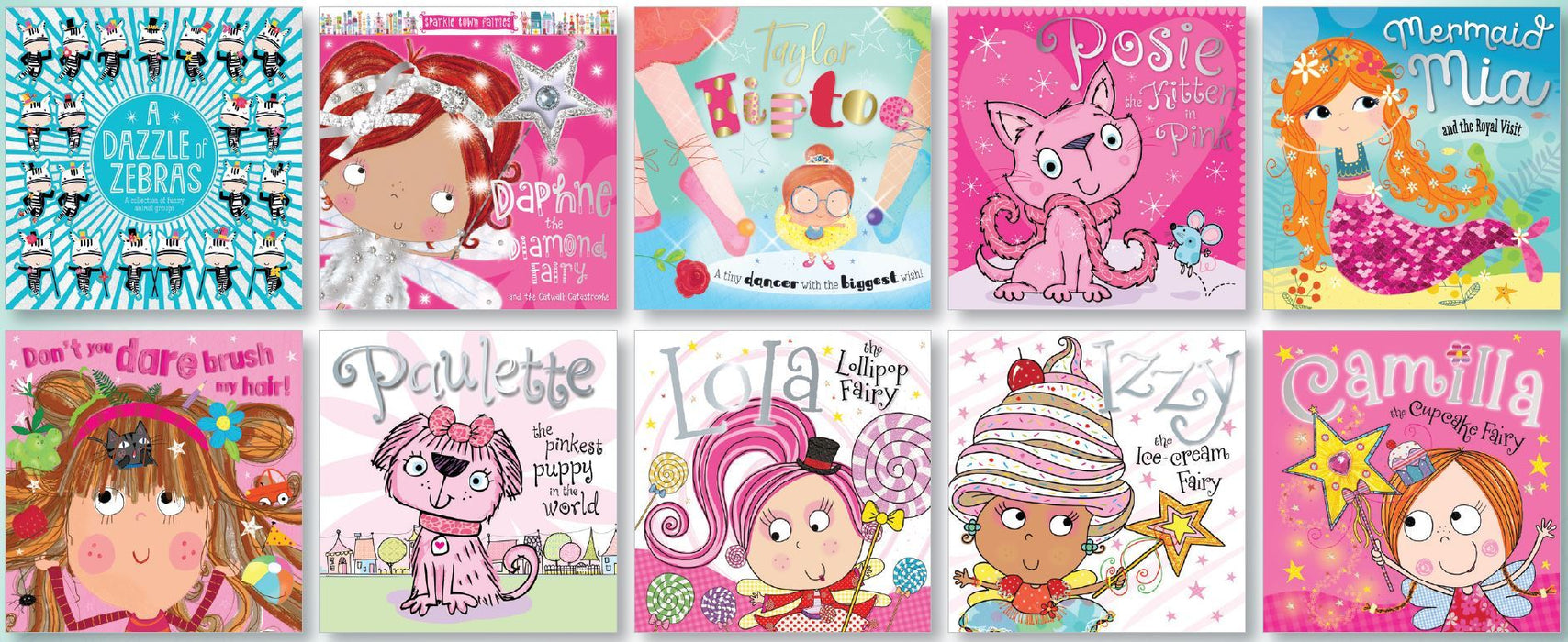 5-7 - The Magical Storytime Collection 10 Books - Paperback - Age 5-7