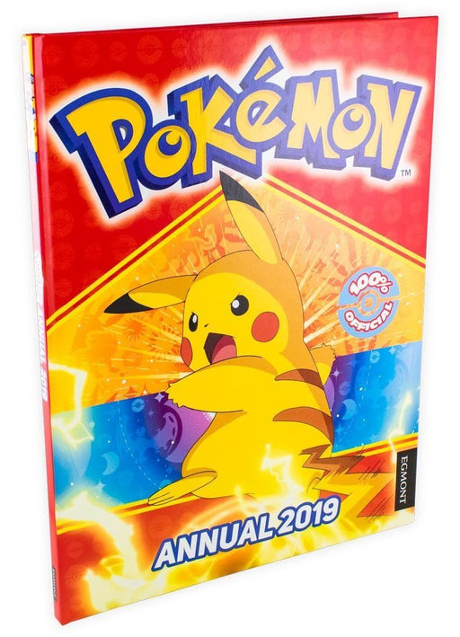 The Official Pokemon Annual 2019 - Ages 5-7 - Hardback - Egmont - Books2Door