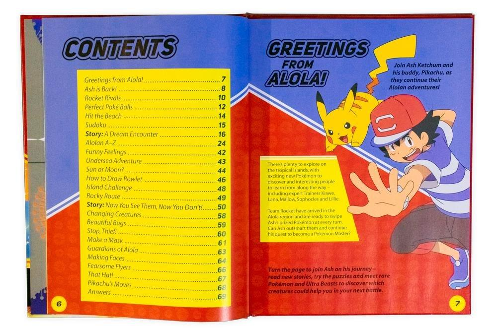 The Official Pokemon Annual 2019 - Ages 5-7 - Hardback - Books2Door