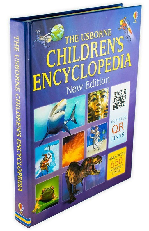 The Usborne Children's Encyclopedia New Edition - Ages 5-7 - Hardback - Usborne 5-7 Usborne