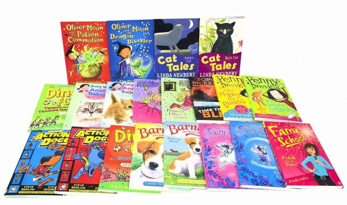 The Usborne Story Collection 20 Books Box Set for Accelerated Readers - Ages 5-7 - Paperback - Usborne - Books2Door
