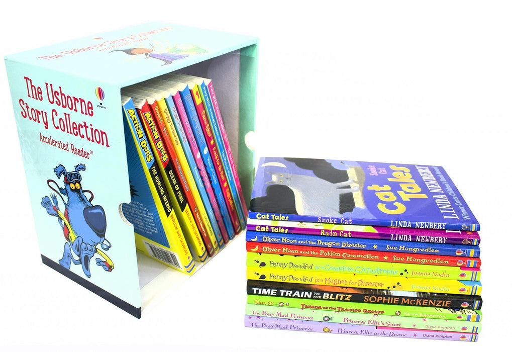 The Usborne Story Collection 20 Books Box Set for Accelerated Readers - Ages 5-7 - Paperback - Usborne 5-7 Usborne