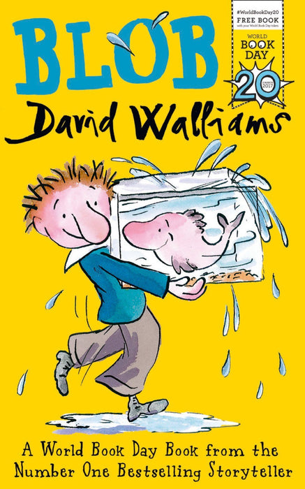 Blob - WBD 2017 - Paperback - David Walliams - Books2Door