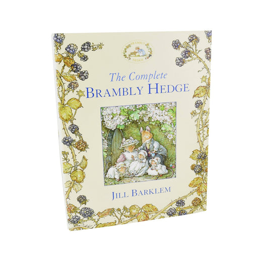 7-9 - Brambly Hedge Complete Collection - Ages 7-9 - Hardback Picture Book By Jill Barklem