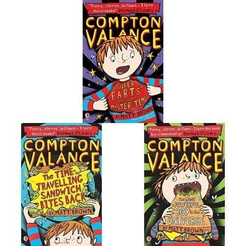 Compton Valance 3 Books Collection - Books2Door