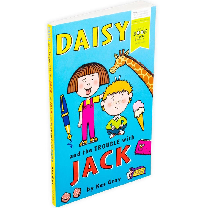 Daisy and the Trouble With Jack - World Book Day 2016 - Books2Door