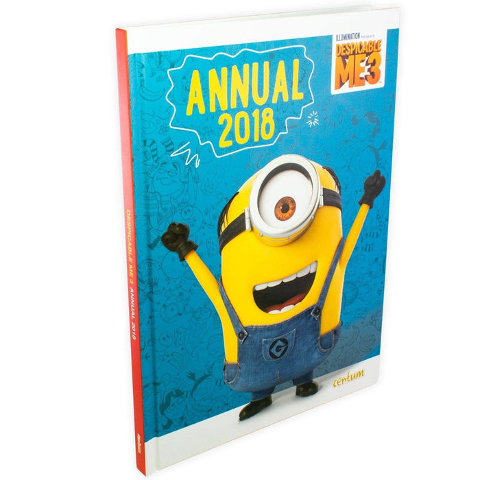 Despicable Me Annual 2018 - Books2Door