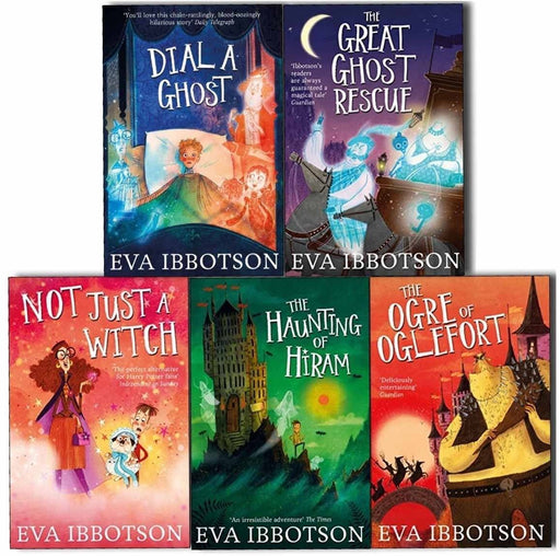 Eva Ibbotson Collection 5 Books Set Children - Ages 7-9 - Paperback - Books2Door