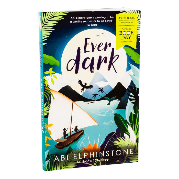 Ever Dark World Book Day 2019 - Ages 7-9 - Paperback - Abi Elphinstone - Books2Door
