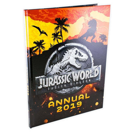 Jurassic World Fallen Kingdom Annual 2019 - Ages 7-9 - Hardback - Books2Door