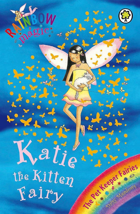 Katie and the Missing Kitten: Choose Your Own Magic (Rainbow Magic Book 1) - Books2Door