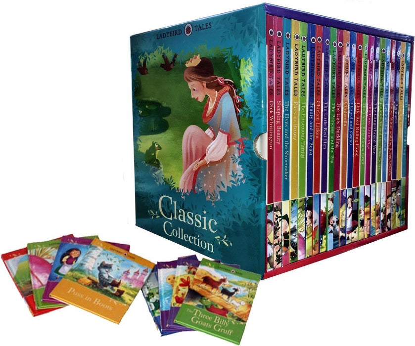 Ladybird Tales Classic 22 Books Collection Box Set - Books2Door