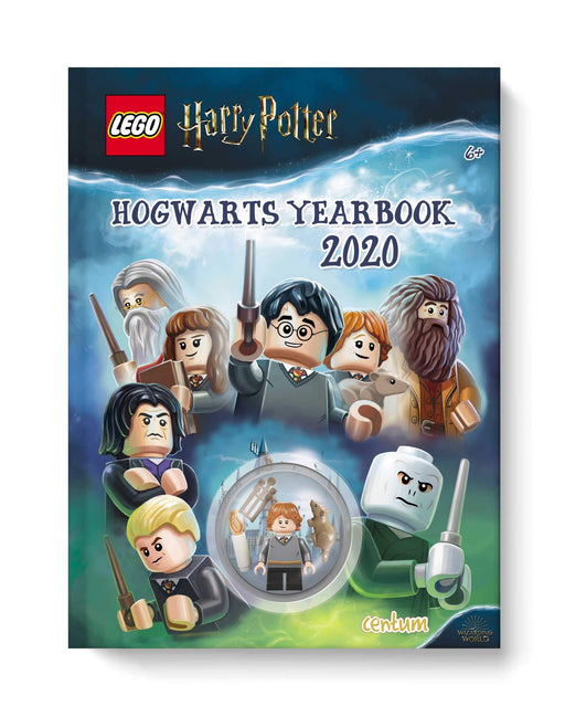 Lego Harry Potter Hogwarts Yearbook 2020 - Ages 7-9 - Hardback - Centum Books Ltd - Books2Door