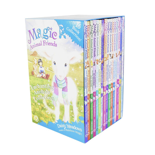 7-9 - Magic Animal Friends 16 Books Children Pack - Ages -7-9 - Paperback Box Set By Daisy Meadows